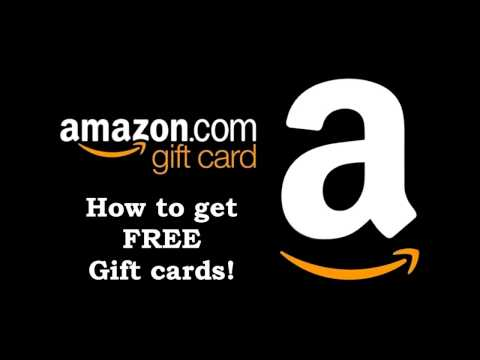 HOW TO GET FREE AMAZON GIFT CARDS!!!  | WORKS MARCH 2017!!! | LEGAL!! | No survey, No downloads!