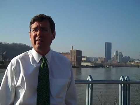 Washington's Landing in Pittsburgh PA