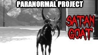 Goat Simulator . Satan Goat/Ritual - PARANORMAL PROJECT 16