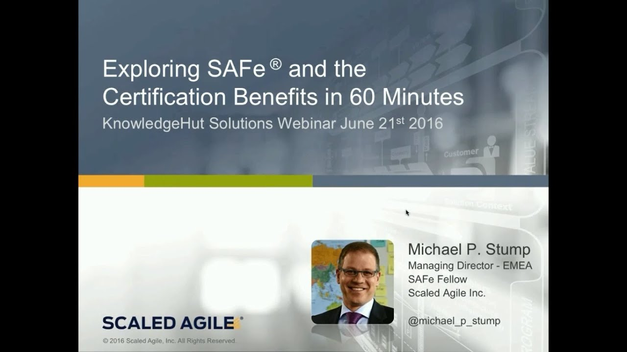 Exploring Safe Course Certification Benefits In 60 Minutes Youtube
