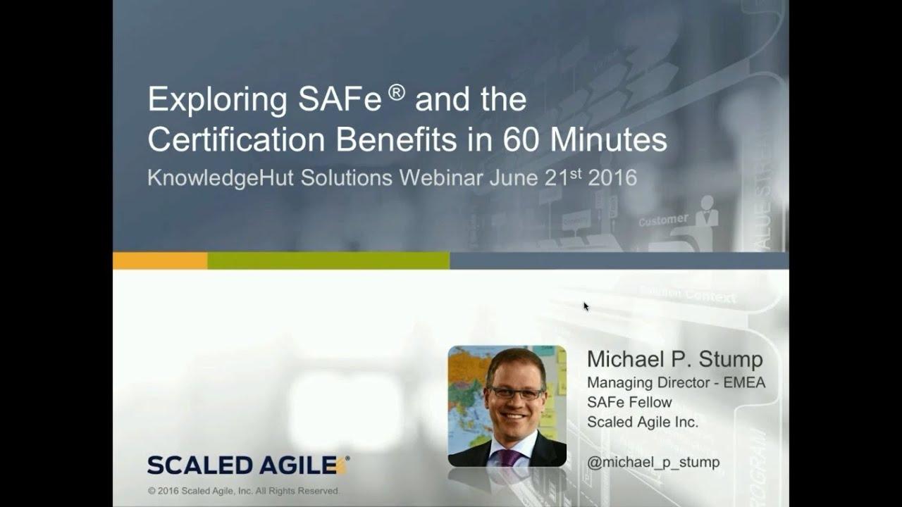 Exploring safe course certification benefits in 60 minutes youtube exploring safe course certification benefits in 60 minutes xflitez Image collections
