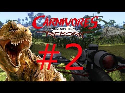 Carnivores Dinosaur Hunter Reborn Охота на динозавров. Часть 2