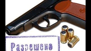 Как получить лицензию на оружие