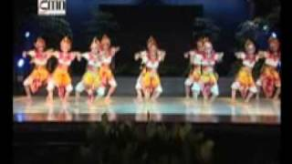 Indonesian Traditional Dance_Bedawang Nala Dance