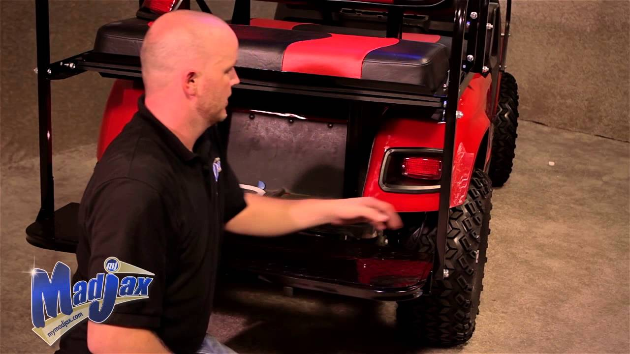 Light Kit will fit *EZGo® *TXT® | How to Install Video