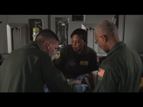 CCATT Nurse - Air Force Reserve
