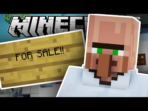 Thumbnail: Minecraft | TRAYAURUS SELLS THE LAB!! | Custom Mod Adventure