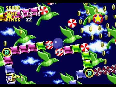 Sonic 1 iOS Special Stage..?