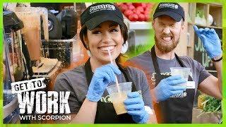 Superfruit Sunrise! ☀️ Juice It Up 🥤 Scorpion Studios