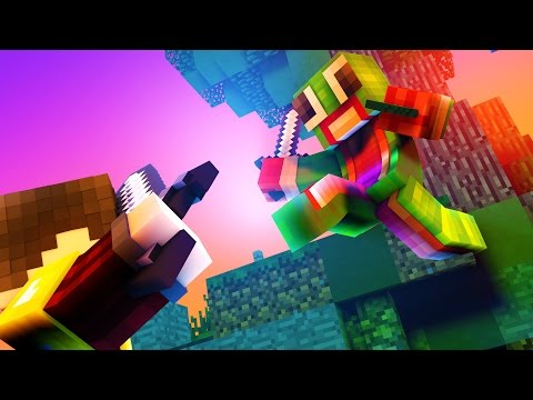 Minecraft - SKYWARS FAILS!
