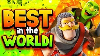 #1 BAIT PLAYER in the WORLD! 7338 Trophies w/ Classic Log Bait Deck!