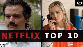 Video Netflix Top 10 TV Shows (June. 2017) download MP3, 3GP, MP4, WEBM, AVI, FLV Juli 2017