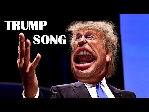 Song | Trump der Präsident | Parodie | Satire |