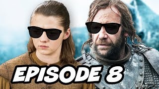 Game Of Thrones Season 6 Episode 8 TOP 10 WTF and Book Changes