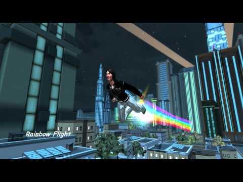 [Champions-Online] Travel Powers: Rainbow, Light-Speed, & Phoenix Flight