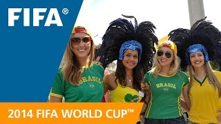 2014 FIFA World Cup...Countdown to Brazil!