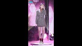 [예능연구소] 다비치 너 없는 시간들 강민경 Focused @쇼!음악중심_20180127 Days Without You DAVICHI Kang Min Kyung