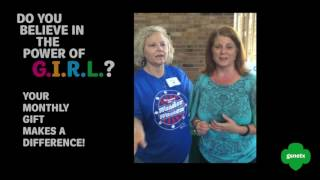 Girl Scouts of Northeast Texas - Because You Gave - Daisy's Circle