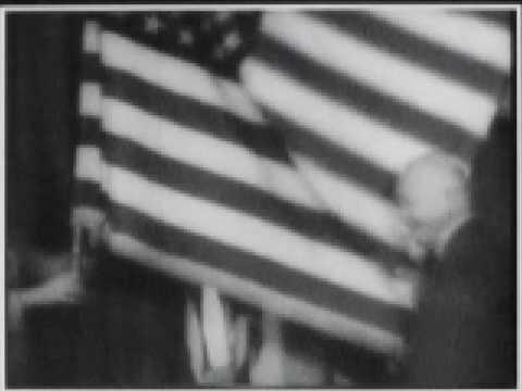 Eisenhower signing Proclamation