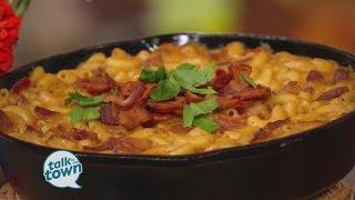 Smoky Bacon Mac & Cheese