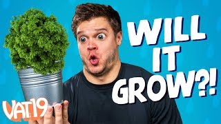 Watch it Grow Challenge LIVE!