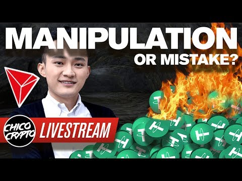 5 Billion Tether Print & Burn!! BTC Manipulation or Mistake?