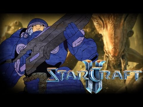 StarCraft II: Wings of Liberty con Duxa y el Wero