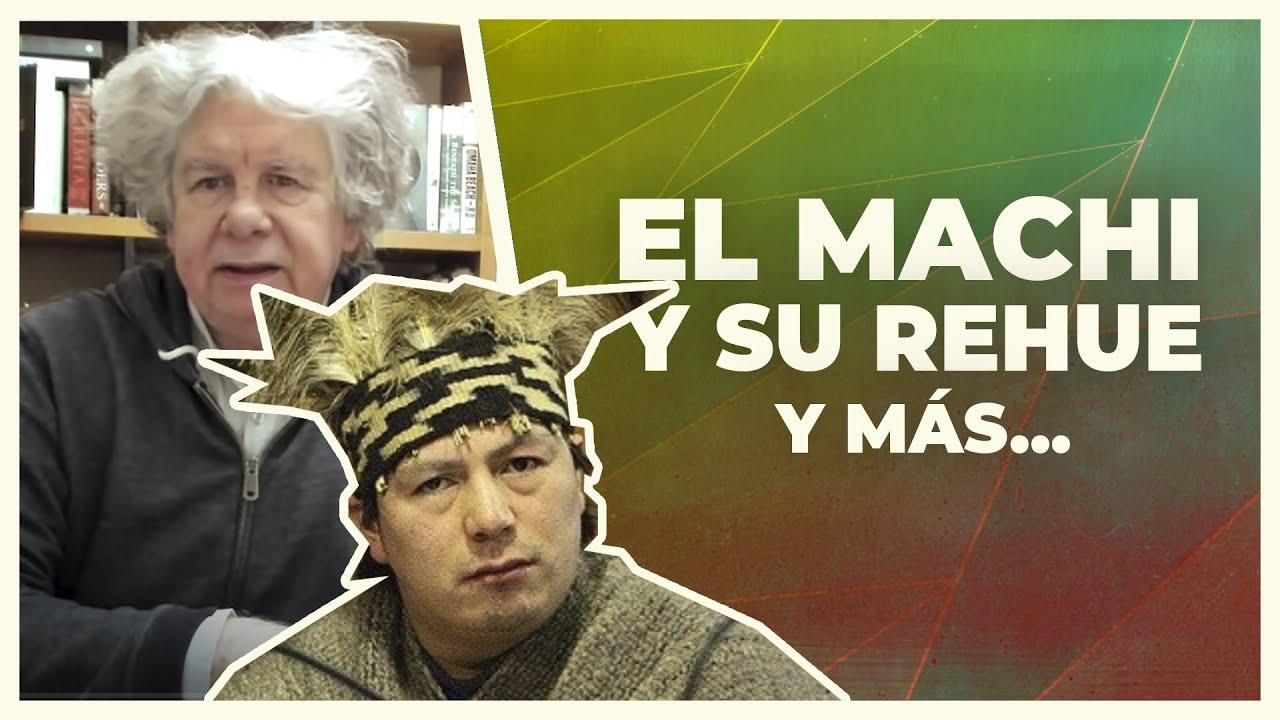El Machi y su Rehue | E490