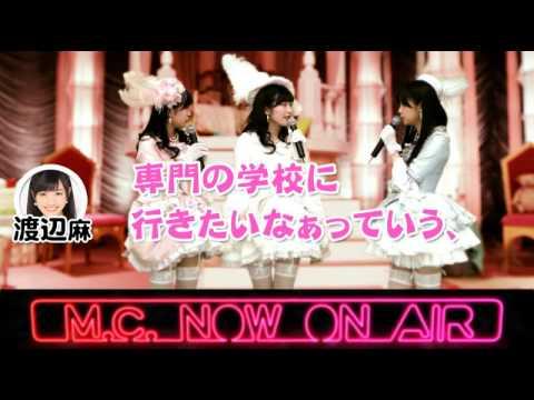 【バラの儀式】渡辺麻友×指原莉乃×渡辺美優紀 スペシャルMC M6-2