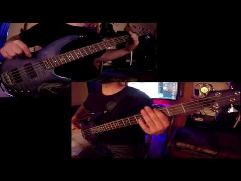 River Rat Bastard bass guitar playthrough