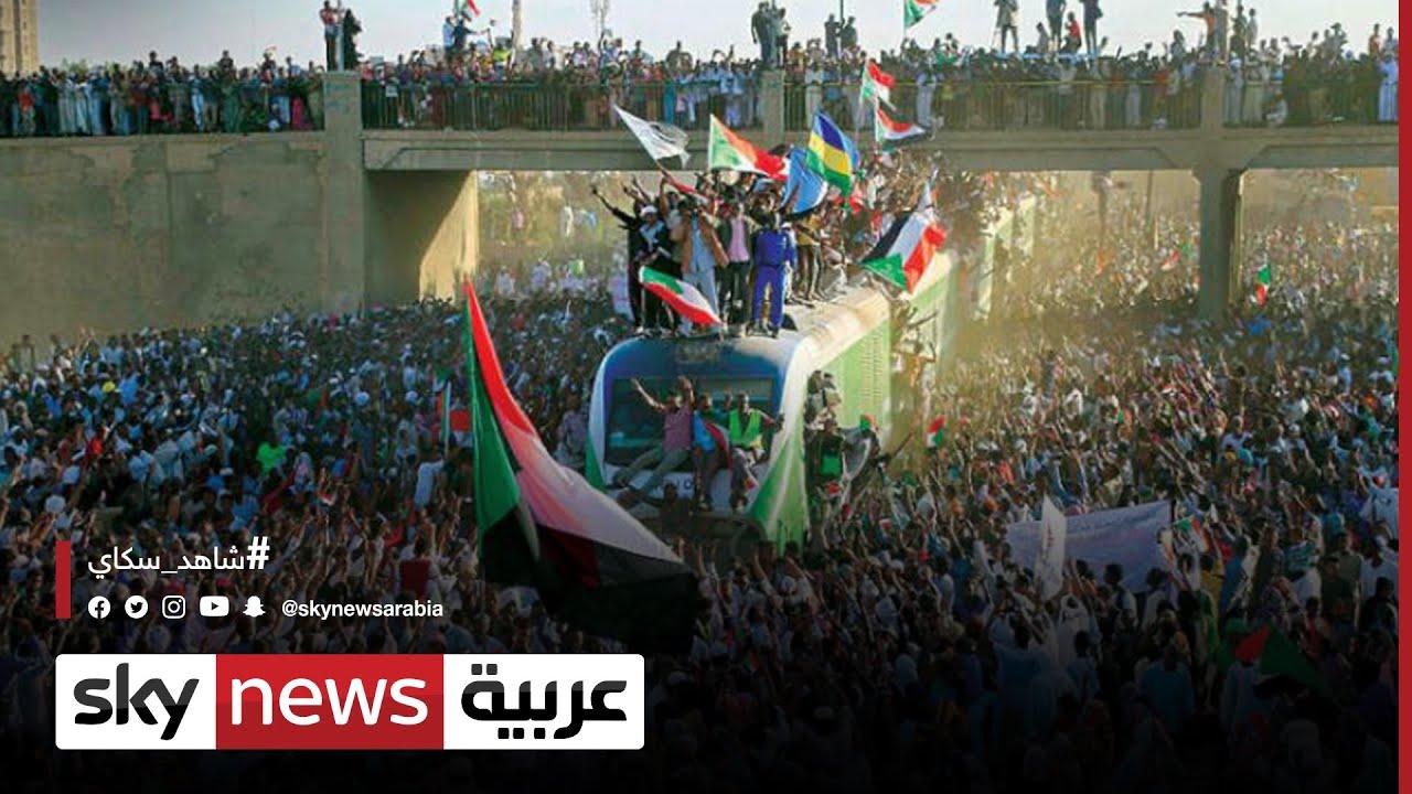 السودان.. تكثيف أمني في محيط القصر الجمهوري مع انطلاق الاحتجاجات الشعبية  - 20:54-2021 / 10 / 21