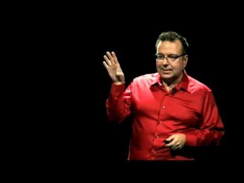 TEDxSinCity - Giovanni Cavalieri - The Selfish Way to Save the World.