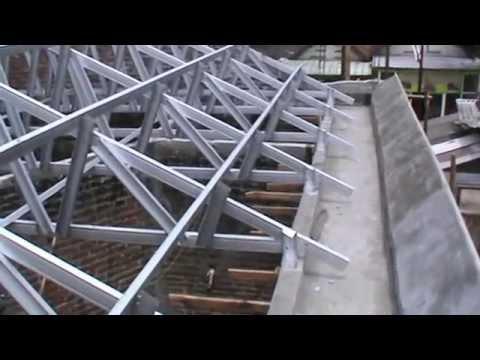 Atap Rumah Rangka Galvalum