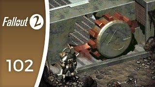 Vault 13 at last Let s Play Fallout 2 102