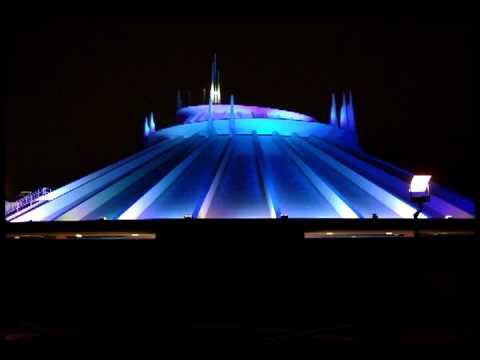Space Mountain Disneyland Theme Song