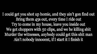Lil Bibby - Can I Have Your Attention (Official Lyrics)