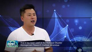 [Money Monster] Ep.13 - [ Safety & disaster control, convergence in technologies ] E8IGHT co., ltd.