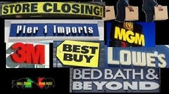 Retail Store Closures Surge, Mega Layoffs, Economic Collapse Worsens, Retail Apocalypse