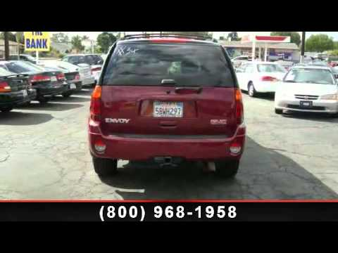 2003 GMC Envoy - Used Hondas USA - Bellflower, CA 90706