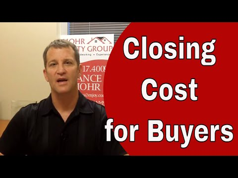 How Much Are Closing Costs? What You Need to Know About Buyer Closing Cost
