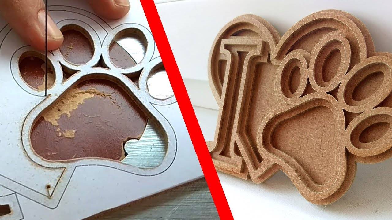 Scroll saw project for beginners