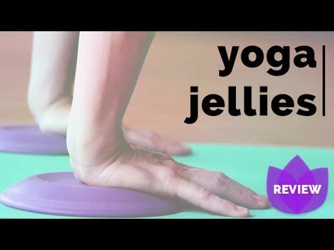 Yoga for Arthritis & Carpal Tunnel: Yoga Jellies Review