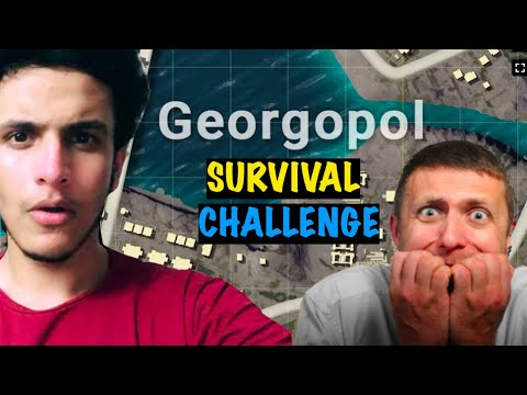 Georgopol Survival Challenge