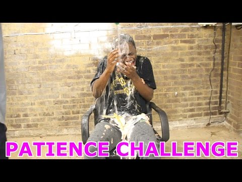 Thumbnail: PATIENCE CHALLENGE