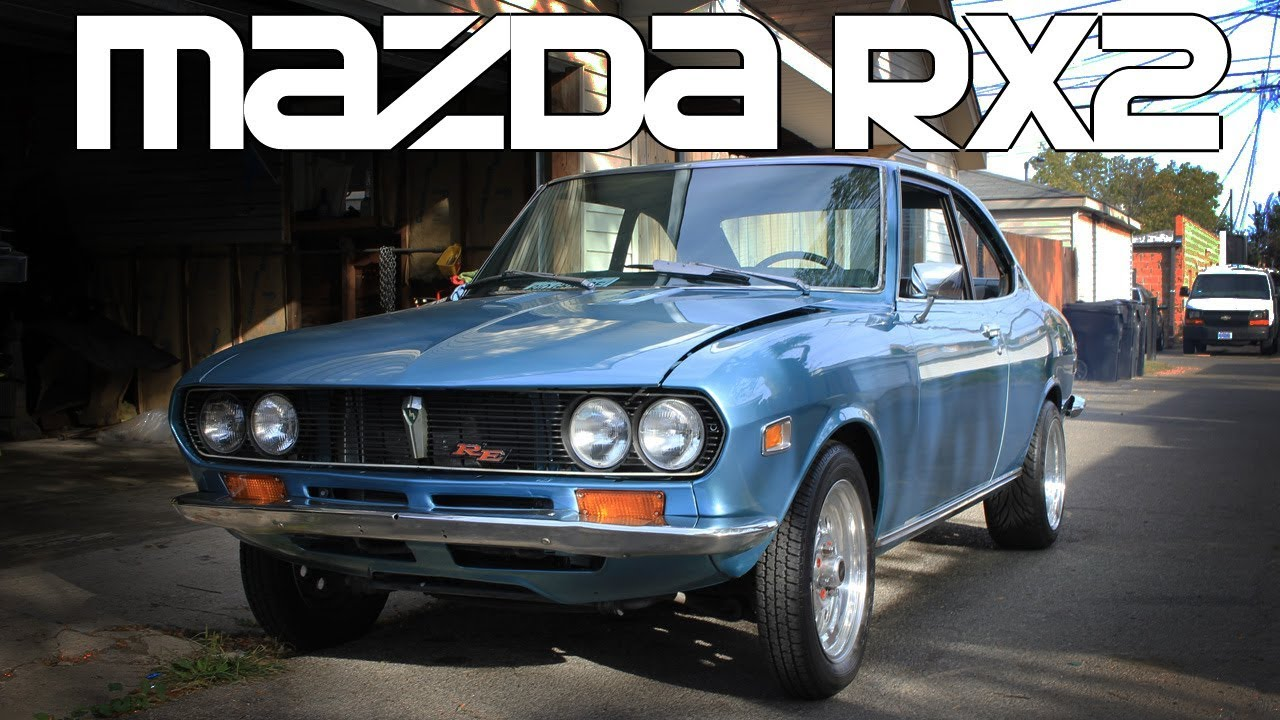 Getting To Know Mazda Rx2 Youtube