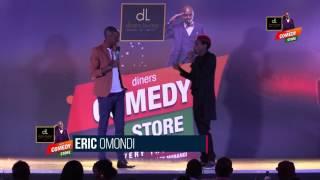 Alex Muhangi Comedy May 2017 - Eric Omondi