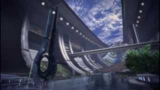 Space Habitat Screensaver (HD)