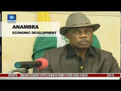 News Across Nigeria: ICAN Commends Obiano For Adopting Good Financial Policies