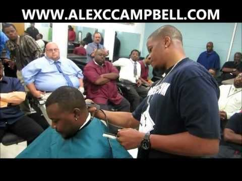 BARBER CLASSES AT JAMES SPRUNT COMMUNITY COLLEGE