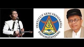 Musikalisasi Puisi Institut Seni Indonesia Padang Panjang